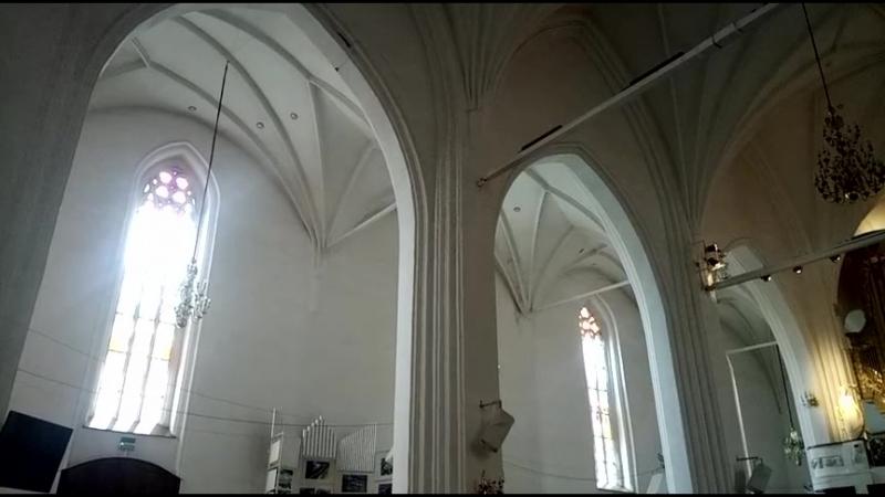 Мини-концерт органной музыки в Кафедральном Соборе