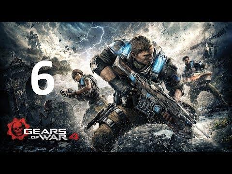 Gears of War 4 Акт 4 глава 1, 2, 3, 4(бегом отсюда, напрямки, тук-тук, впотьмах)