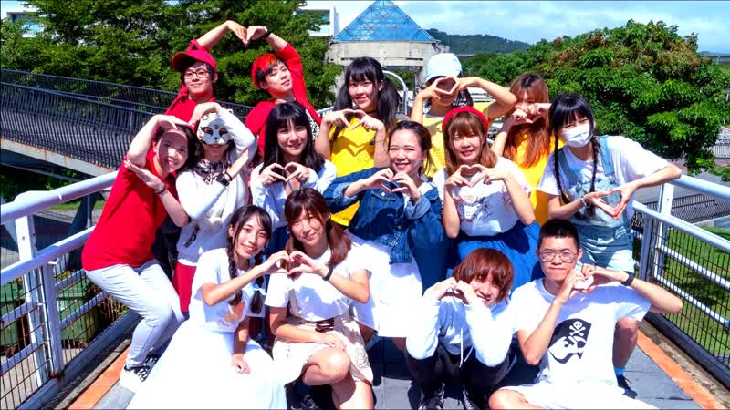 【台湾踊り手15人】ワールドワイドフェスティバル【踊ってみた】 sm34045574