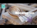 Hand Carved Measuring cups - Scrapwood Challenge Episode Eight