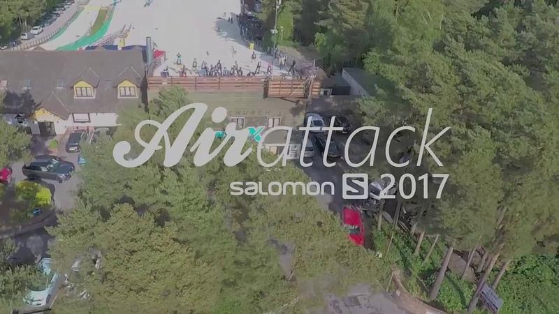 Salomon Air Attack 2017 Snowtrax