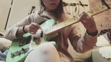 Yvette Young - Guitar Practice - Instagram Compilation (Math Rock + Guitar Tapping)