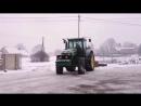 Дриф трактор