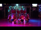 UniQueens Heels Crew Face2Face Heels Competition