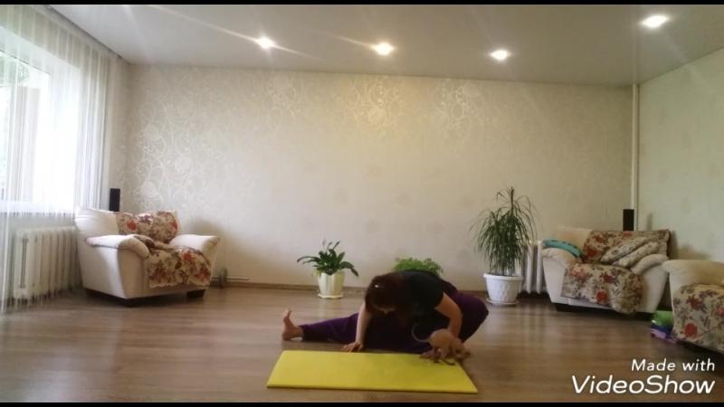 Йога-Мир. Йога-терапия, Прана Яма для суставов.