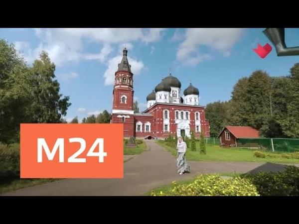 Вера. Надежда. Любовь: Александро-Невский женский монастырь в Маклаково - Москва 24