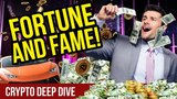 Fortune and Fame on the Blockchain!! - Concurrency Social Network - Mithril Crypto Review