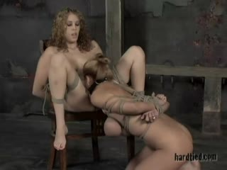 Hardtied  Megan and Nikki (Two cousins have really outdone themselves)