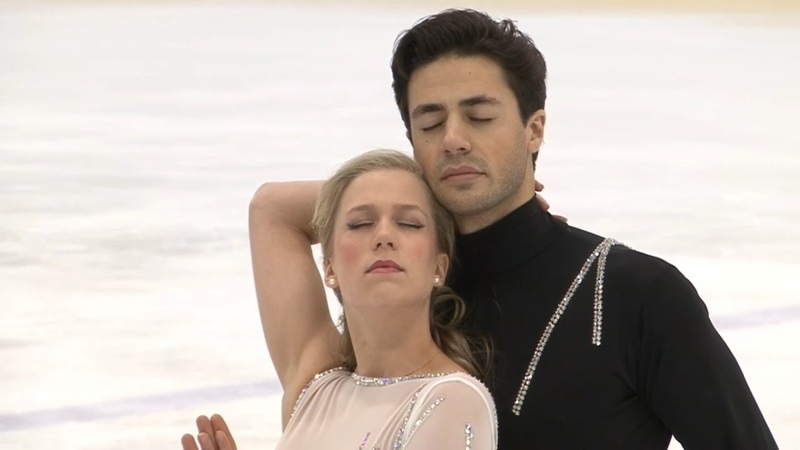 Kaitlyn WEAVER Andrew POJE (CAN) _ Free Dance _ Autumn Classic 2018