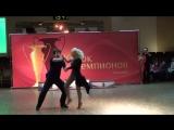 КЧ2018 Final A-class Slow 1 место Сергей Хитянов - Екатерина Новикова