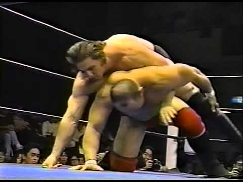 Ken Wayne Shamrock v Wellington Wilkins Jr. - PWFG 1991