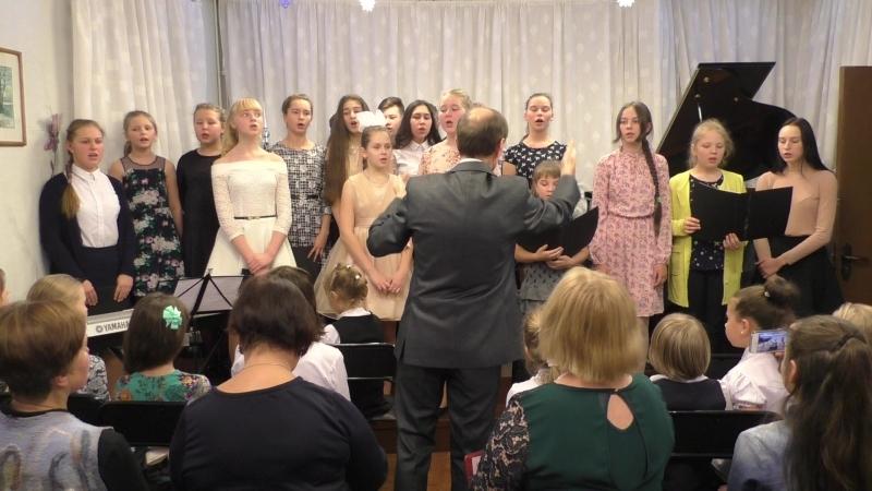 Концерт посвящённый И.С. Баху. 2 часть.