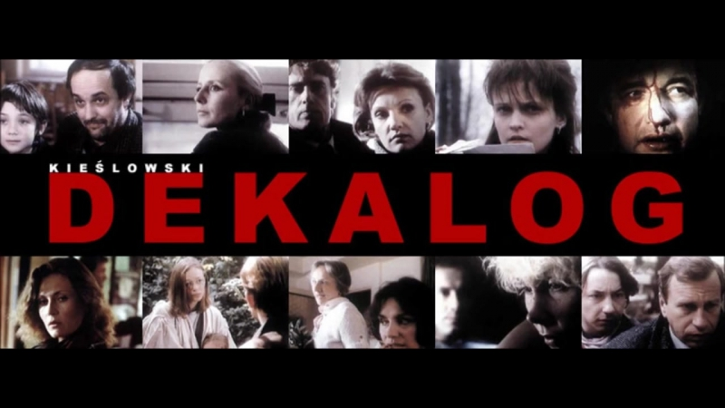 Preisner - DEKALOG Soundtrack