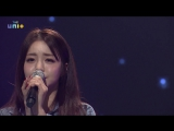 171212 Yujeong (Brave Girls)  Position Battle Vocal @ The Unit G