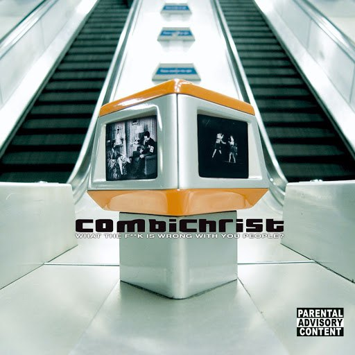 Combichrist альбом What the F^^k is Wrong With You People?