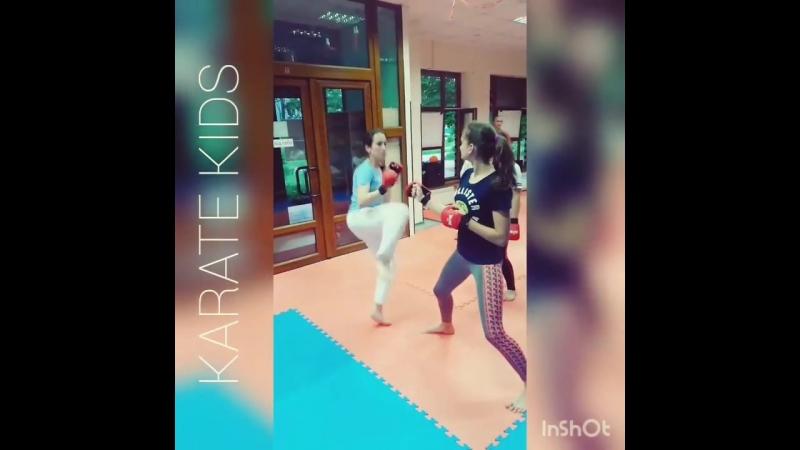 KARATE KIDS 🥋 TRAINING 🥋 LESSON 🥋 KARATE CLUB SKIF