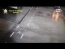Камеры наблюдения зафиксировали момент обрушения моста в Генуе.