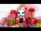 [v-s.mobi]Zoobe Зайка Красивое поздравление С Днем Рождения девушке!.3gp