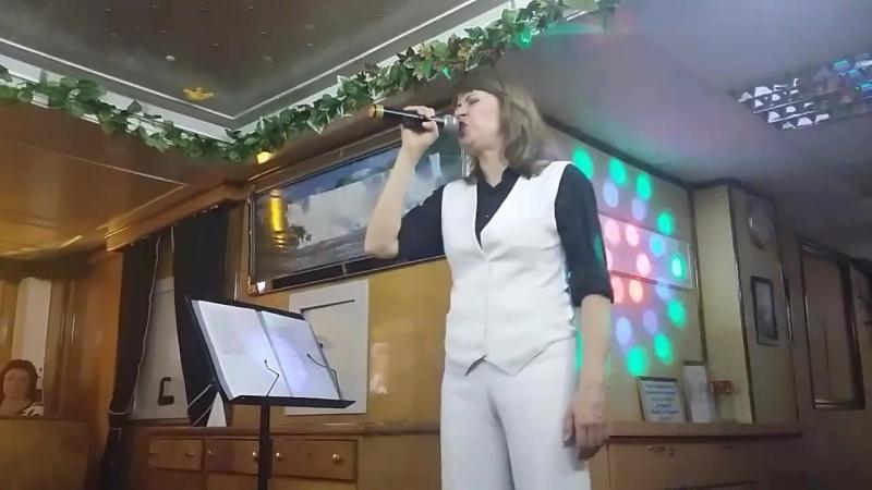 Т/х К. Минин- песня Одинокая волчица Шабердина И.Н.