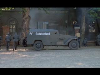 Жестяной барабан (1979). Оборона польской почты в Гданьске, 1 сентября 1939 года.