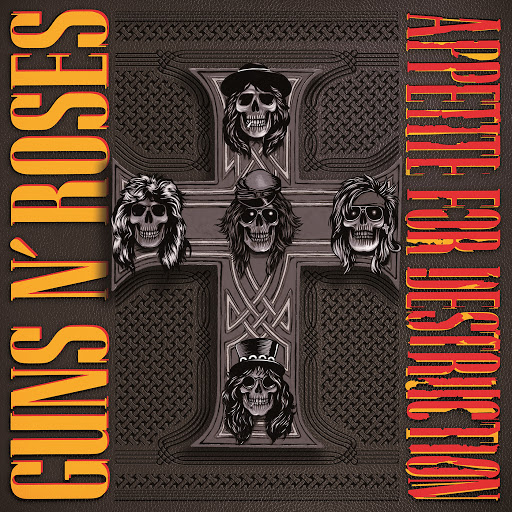 Guns N' Roses альбом Appetite For Destruction (Super Deluxe Edition)