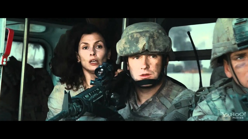 Инопланетное вторжение Битва за Лос-Анджелес (2011)