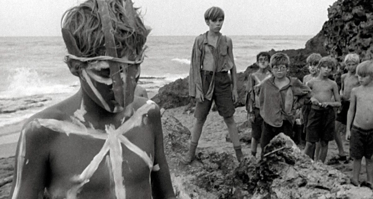 the change of atmosphere on the paradise island in lord of the flies A secondary school revision resource for gcse english literature about the context of william golding's lord of the flies suggest either an island paradise.