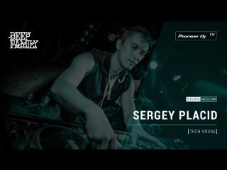 SERGEY PLACID [ tech house ] @ Pioneer DJ TV | Moscow