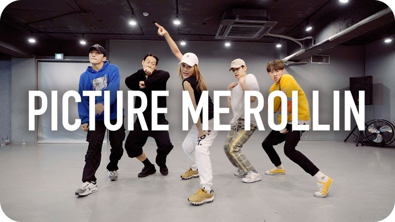 Picture Me Rollin' - Chris Brown / Karin Choreography