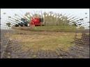 Трактор Беларус 1221 2 в действии