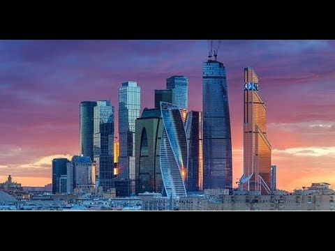 Moscow Night: Russian Lullaby 8K Ultra HD 1 Terabyte Music Video Time Lapse 12 Hours In 4 Min
