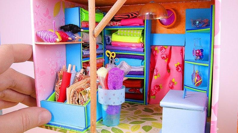 DIY Miniature Dollhouse: