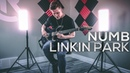 Linkin Park Numb Cole Rolland Guitar Cover