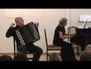 """Р. Гальяно """"Opale Concerto"""" для баяна с оркестром в 3х частях"""