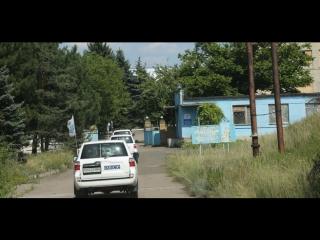Представители ОБСЕ отказываются сопровождать рабочих на ДФС - Виталий Кижаев