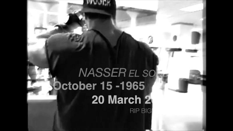 Hommage Nasser el Sonbaty RIP