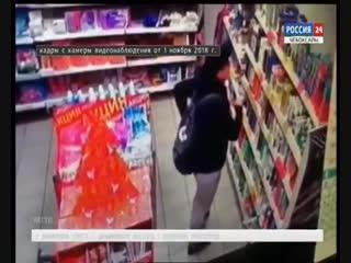В Чебоксарах не могут вычислить похитителя шампуня