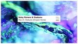 Nicky Romero &amp Stadiumx - Rise (ft. Matluck) (Afrojack Extended Remix)