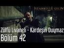 42 Bölüm Zülfü Livaneli Kardeşin Duymaz