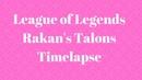 Worbla Talons For Rakan