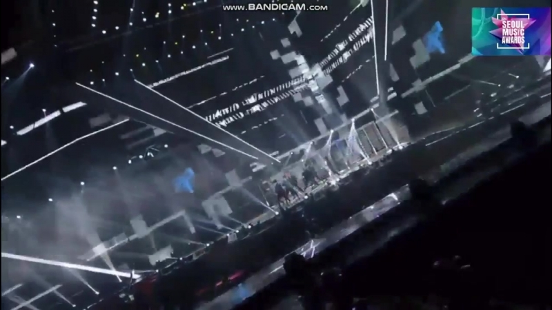 [PERF] 180125 GOT7 - Intro Never Ever You Are @ 27th Seoul Music Awards