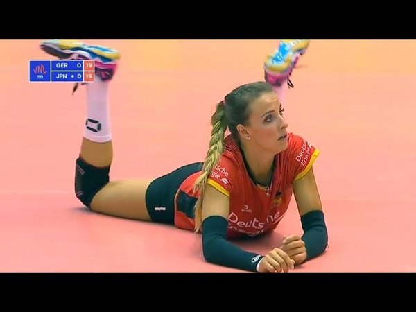 Japan v Germany — Full Highlights | 2018 Volleyball Nations League Women's