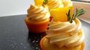 Апельсиновые капкейки🍊воздушные и ароматные🍊Orange cupcakes recipe
