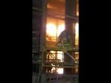 Пожар на Усольском калийном комбинате. Пермский край