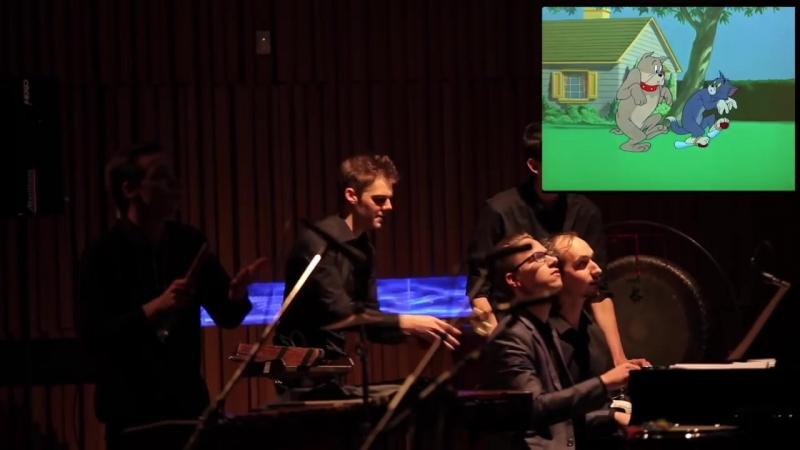 Том и Джерри в Пражской Консерватории