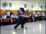 Tango CANYENGUE - ROXINA Villegas y ADRIAN Griffero (MOCCA)