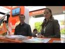 Стенд AeroStone на выставке ОСМ-2013.