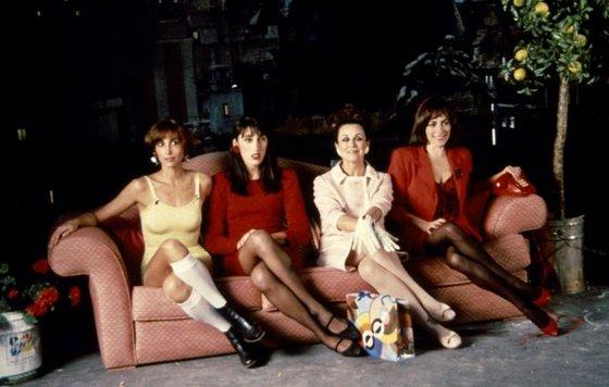 Видео к фильму Женщины на грани нервного срыва 1988 Трейлер