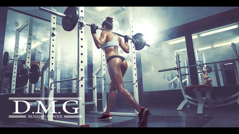 D.M.G. - Тренировка для девушек. Первое занятие в тренажёрном зале. Превью