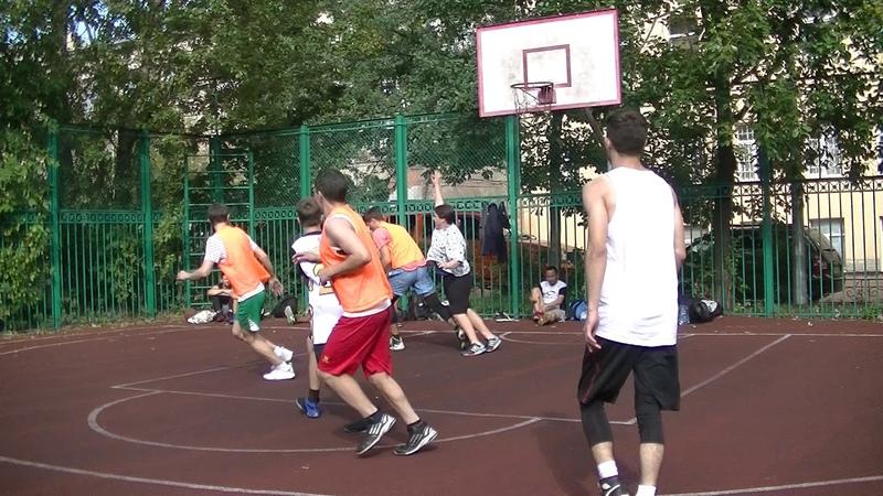 Slam Dunk СГЗ Streetball vs terrorism